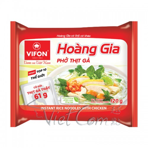 """Vifon - """"Pho"""" with Chicken -WITH REAL MEAT"""