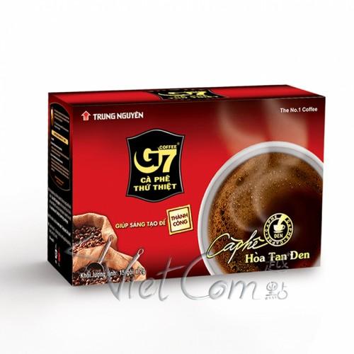 G7 - Black Coffee (Small)