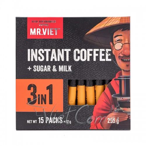 Mr.Viet 3 In 1 Instant Coffee