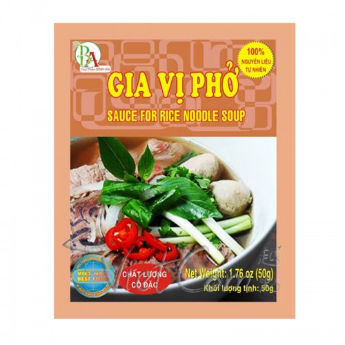 Gia Vi Pho - Sauce For Rice Noodle Soup